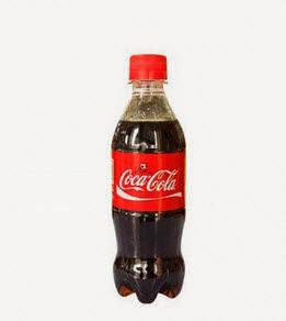 Coca chai 390ml